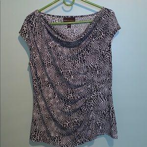 Dana Buchman Tops - Dress Shirt